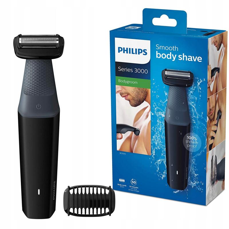 Philips  BG 3010 series 3000 водонепроницаемый триммер для тела